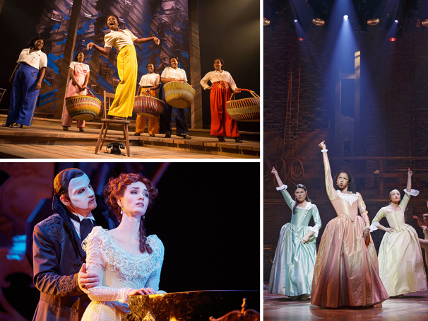 Atlanta's 2017-2018 Broadway Season Will Include The Color Purple, Love Never Dies, Hamilton & More