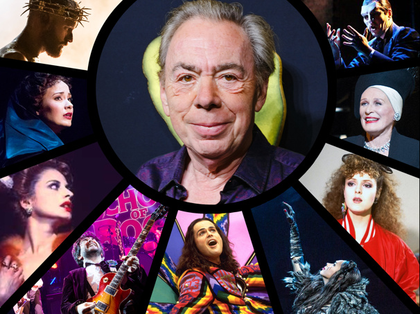 Broadway Bigwig: Ranking the Top 50 Musical Theater Songs of Andrew Lloyd Webber