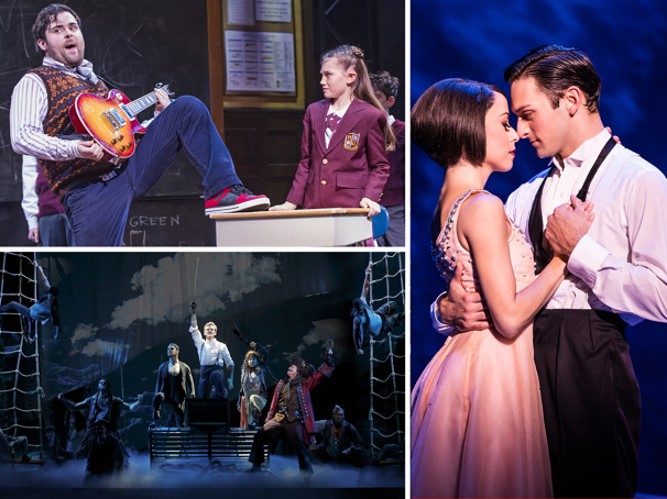 Austin's 2017-2018 Broadway Season Will Include School of Rock, Finding Neverland, An American in Paris & More