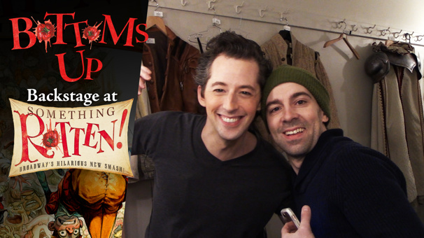 Bottoms Up: Backstage at the Something Rotten! Tour with Rob McClure, Episode 3: Meet Me in St. Louis