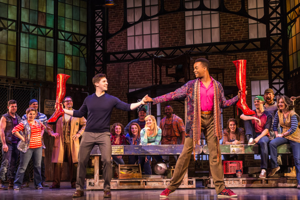 Everybody Say Yeah! Tickets Now on Sale for the Tony-Winning Kinky Boots in Indianapolis