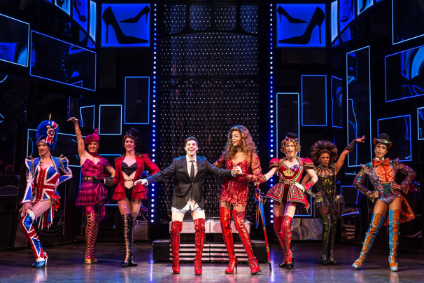 First Look! Check Out New Photos of the National Tour of the Tony-Winning Kinky Boots