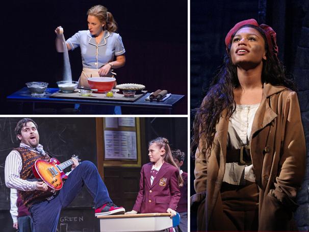 Appleton's 2017-2018 Broadway Season Will Include Waitress, School of Rock, Les Miserables & More
