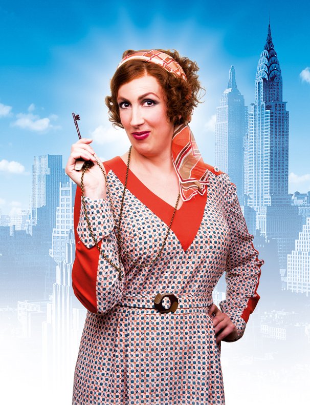 British Comedian Miranda Hart Will Make Her West End Debut in New Revival of Annie
