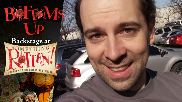 Bottoms Up: Backstage at the Something Rotten! Tour with Rob McClure, Episode 4: St. Louis Walking Tour!