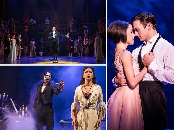 Salt Lake City's 2017-2018 Broadway Season Will Include Hamilton, The Phantom of the Opera, An American in Paris & More