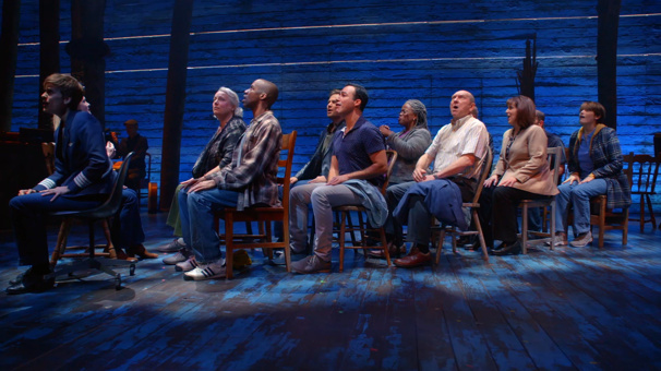 Welcome to the Rock! Experience the Brave New World of Broadway's Come From Away