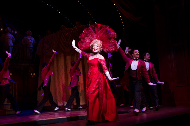 It's Here! The First Photo of Bette Midler as Miss Dolly Gallagher Levi in Hello, Dolly! on Broadway