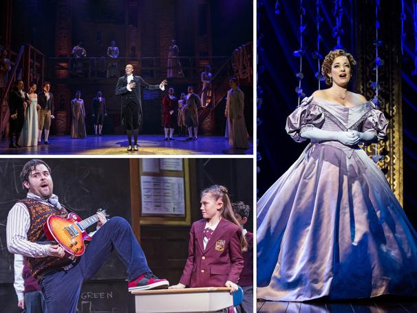 Tempe's 2017-2018 Broadway Season Will Include Hamilton, School of Rock, The King and I & More