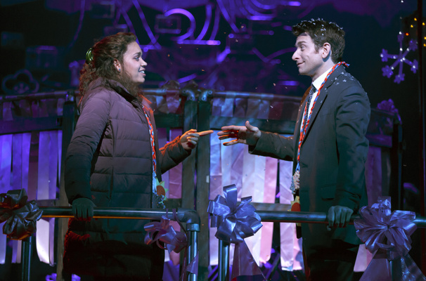 Exclusive! Hear Andy Karl, Barrett Doss & Groundhog Day's Fantastic Cast Sing 'If I Had My Time Again'
