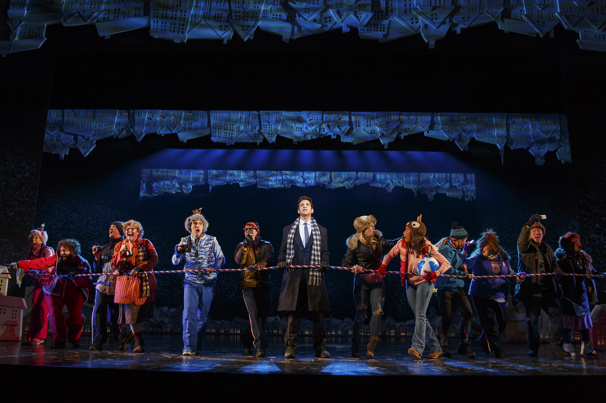 New Musical Groundhog Day to End Broadway Run; Will Embark on National Tour
