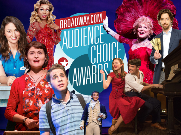 Mark Your Calendar! 18th Annual Broadway.com Audience Choice Awards Sets Date