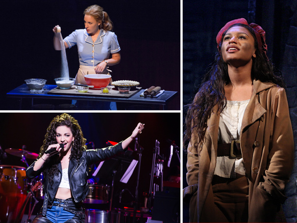 Madison's 2017-2018 Broadway Season Will Include Waitress, On Your Feet!, Les Miserables & More