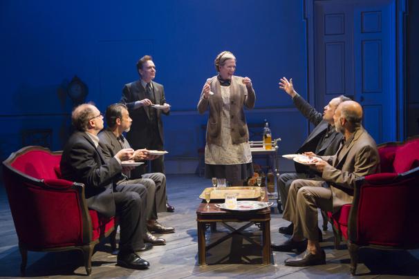 J.T. Rogers' Oslo Wins the 2017 Tony Award for Best Play