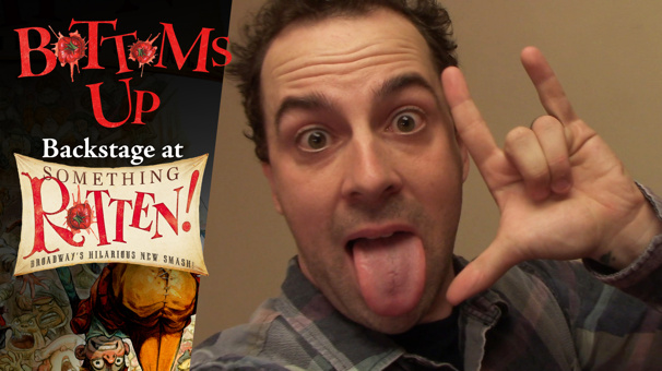 Bottoms Up: Backstage at the Something Rotten! Tour with Rob McClure, Episode 9: Sweet North Carolina