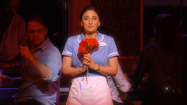 It's Amazing What Bareilles Can Do! Savor This First Look at Sara Bareilles in Waitress