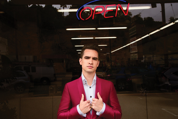 Panic! at the Disco Frontman Brendon Urie Will Make His Broadway Debut in Kinky Boots