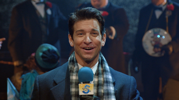 Watch These Uproarious Show Clips of Andy Karl & the Cast of Groundhog Day Over and Over (and Over)!