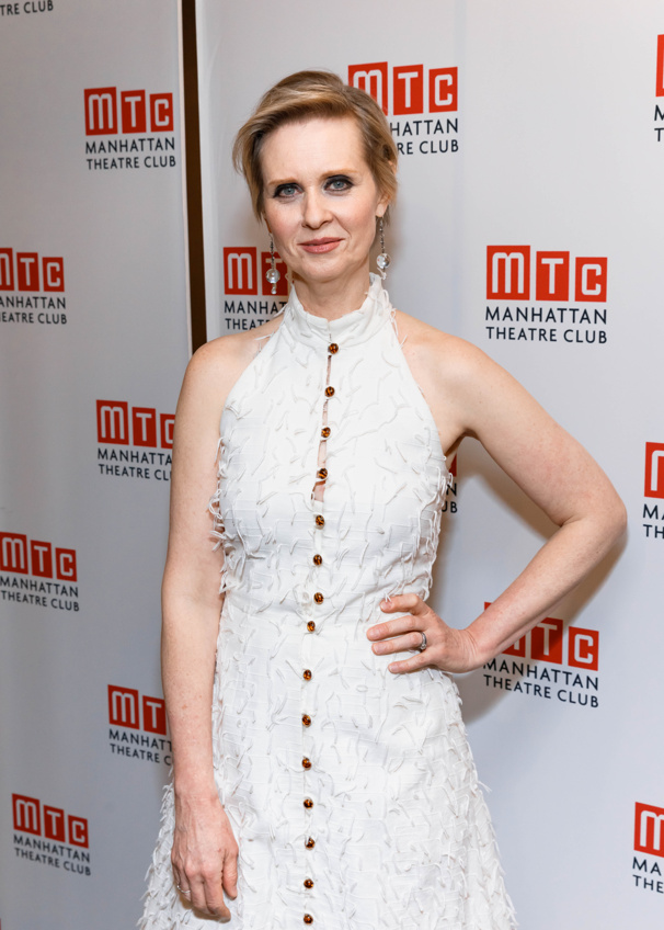 Two-Time Tony Award Winner Cynthia Nixon Is Running for Governor of New York