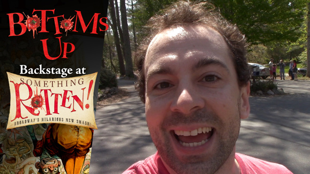 Bottoms Up: Backstage at the Something Rotten! Tour with Rob McClure, Episode 11: Good Morning, Baltimore!