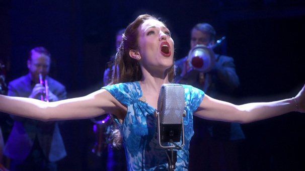 Watch Laura Osnes, Corey Cott & the Cast of Bandstand Twirl, High-Kick & Belt It Out