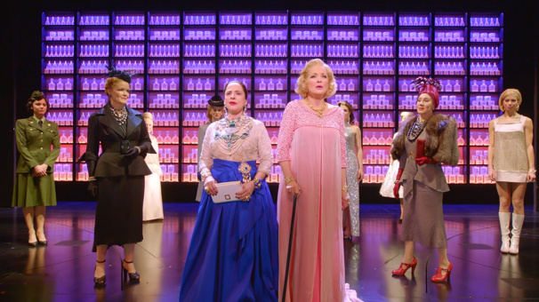 Watch Patti LuPone & Christine Ebersole Face Off in Broadway War Paint