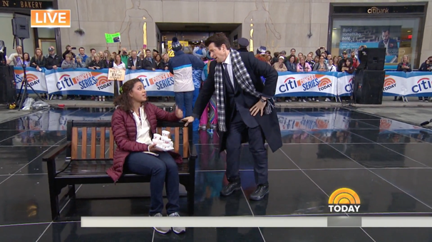 Watch Andy Karl & the Cast of Groundhog Day Perform the Tap-Happy Number 'Philanthropy'