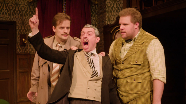 Crash! Bang! Oops! Experience Delightful Mishaps in The Play That Goes Wrong