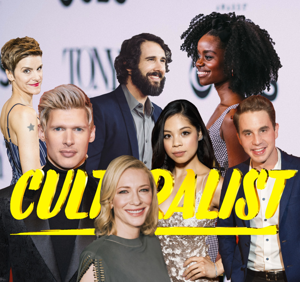 Broadway.com Culturalist Challenge! Rank Your Top 10 First-Time Tony-Nominated Performers