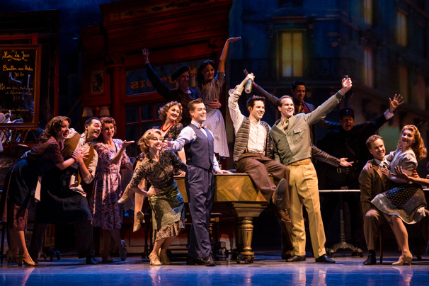 C'est Magnifique! Tickets Now on Sale for the National Tour of An American in Paris in Atlanta