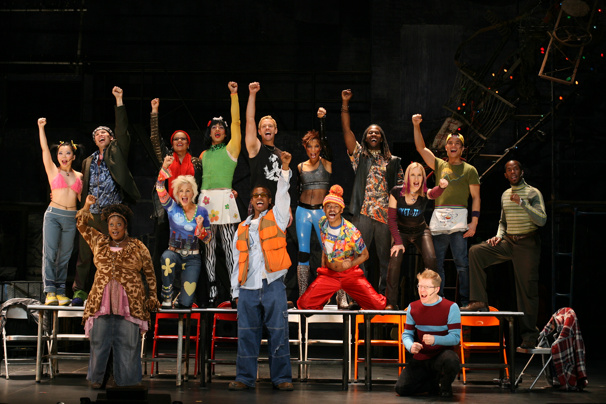 Fox's Live Musical Broadcast of Rent Has an Air Date