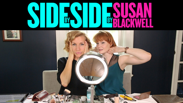 Smokey Eyes and Sing-in-the-Blanks with Hello, Dolly!'s Kate Baldwin in Side by Side by Susan Blackwell