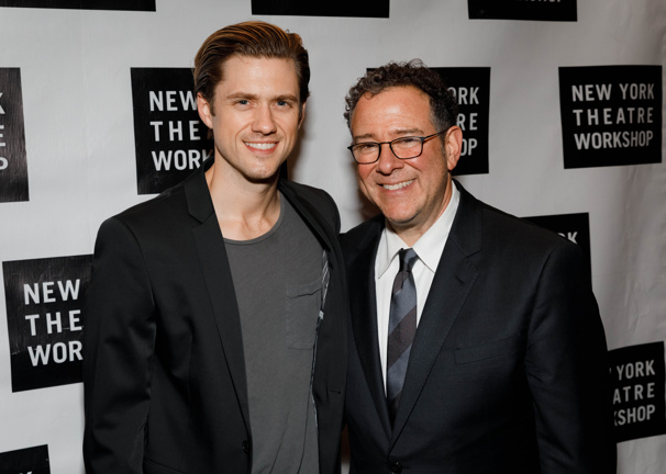 Broadway's Brightest Honor Director Michael Greif at New York Theatre Workshop's Spring Gala