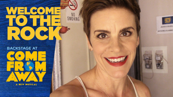 Welcome to the Rock: Backstage at Come From Away with Jenn Colella, Episode 1: All Aboard!