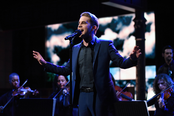 Watch Dear Evan Hansen Star Ben Platt Sing 'For Forever' for the First Time Outside of the Show