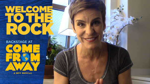 Welcome to the Rock: Backstage at Come From Away with Jenn Colella, Episode 2: Nominee Lovefest