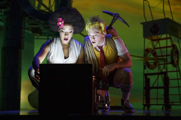 Soak It Up! SpongeBob SquarePants Musical Will Officially Land on Broadway