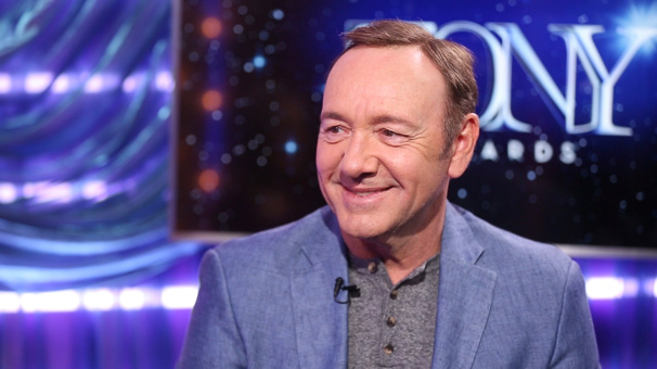The Broadway.com Show: Tony Host Kevin Spacey