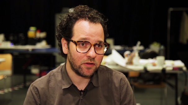 The Broadway.com Show: A Doll's House, Part 2 Director Sam Gold