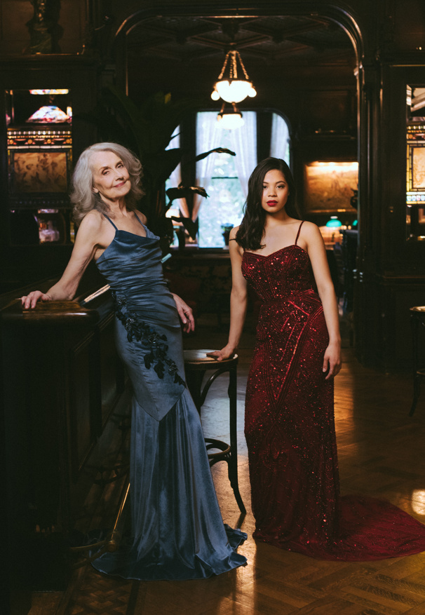 Anastasia's Mary Beth Peil & Miss Saigon's Eva Noblezada on the Best Part of Being Tony Nominees