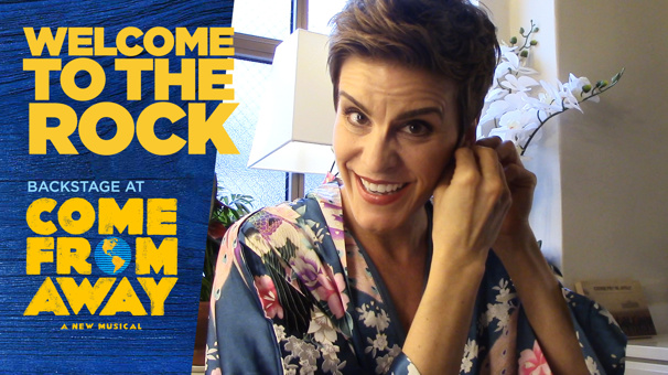 Welcome to the Rock: Backstage at Come From Away with Jenn Colella, Episode 3: Vitamins & Visits