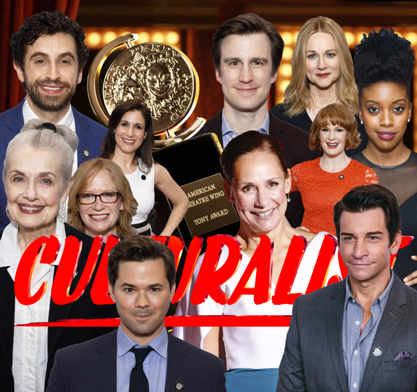 Broadway.com Culturalist Challenge! Rank the Top 10 Returning Tony Noms Who Deserve Their First Win This Year