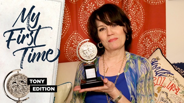 My First Time: Tony Edition! Beth Leavel on What It Feels Like to Win a Tony Award