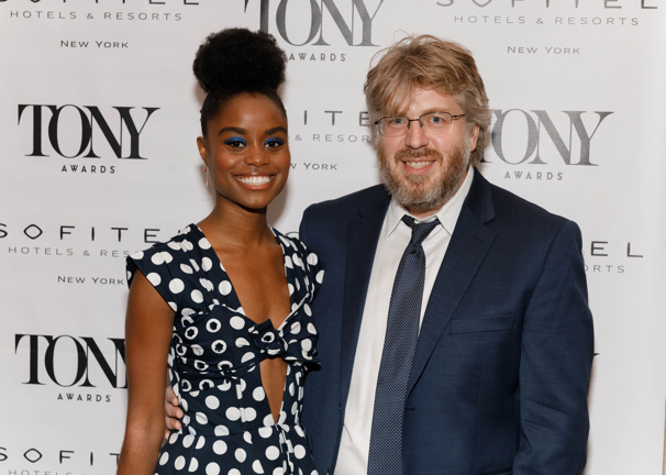 Break Out the Bubbly! 2017 Noms Get Glitzy at Tony Honors Cocktail Party