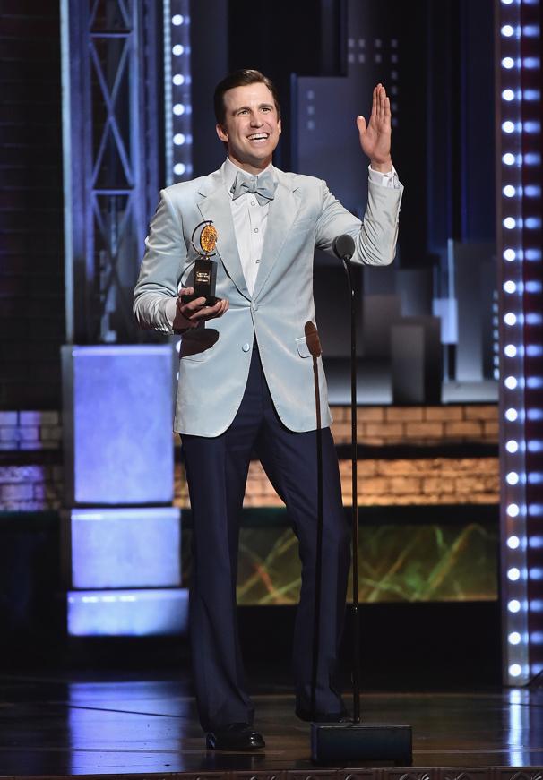 Hello, Dolly! Star Gavin Creel Wins His First Tony Award