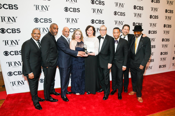 Jitney took home the award for Best Play Revival.