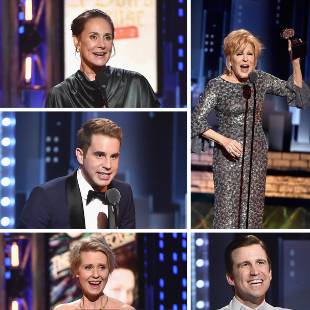 Tony Awards Poll! Which 2017 Tony Acceptance Speech Was Your Favorite?