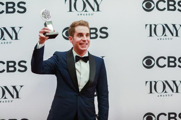 Dear Evan Hansen's Ben Platt Wins His First Tony Award
