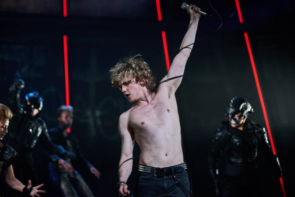 Andrew Polec on Headlining Jim Steinman's Rocktacular Bat Out of Hell in London