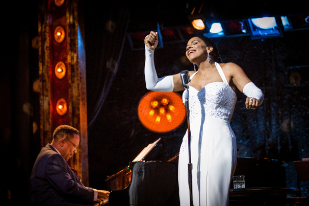 See Audra McDonald Make Her West End Debut (and Cuddle a Super Cute Pup) in Lady Day